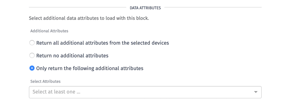 Position Char Data Attributes