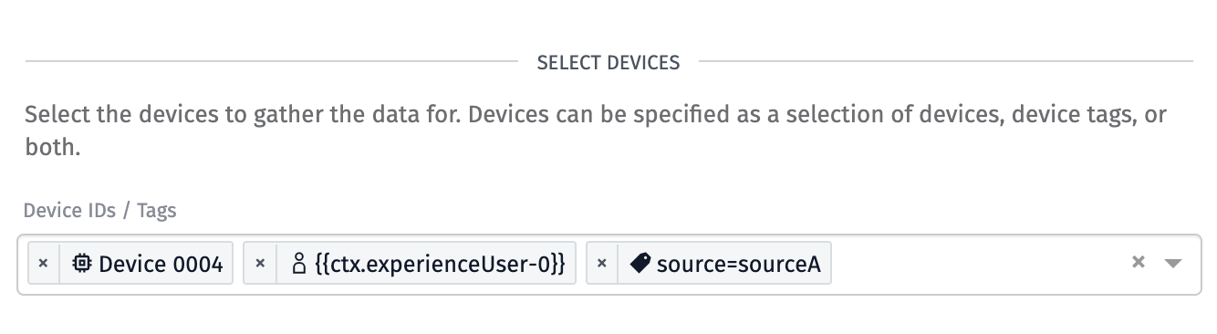 Experience Device Query